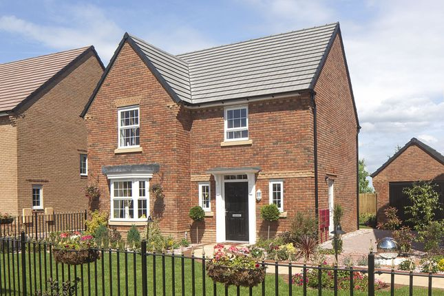 """Thumbnail Detached house for sale in """"Shenton"""" at Commercial Road, Skelmanthorpe, Huddersfield"""