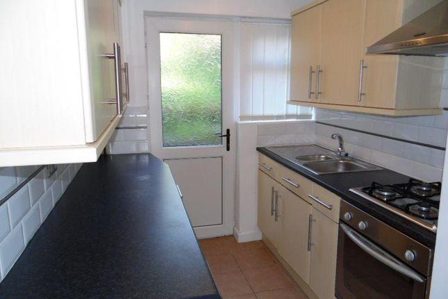 Thumbnail Terraced house to rent in Elm Grove, Gurnos, Merthyr Tydfil
