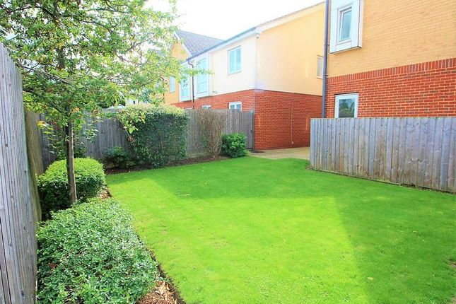 Garden of Whitehall Close, Borehamwood WD6