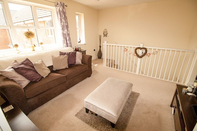 Thumbnail Mews house for sale in Deansleigh, Lincoln