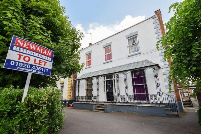 Thumbnail Flat to rent in St Marys Road, Leamington Spa