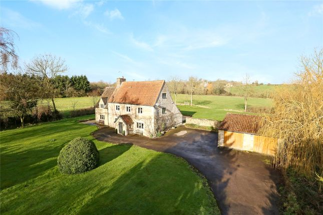 Thumbnail Detached house for sale in Rudge Road, Standerwick, Frome, Somerset