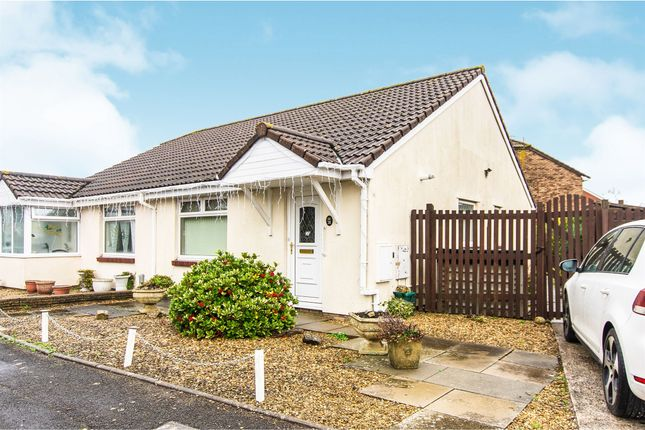 Thumbnail Semi-detached bungalow for sale in Enfield Drive, Barry
