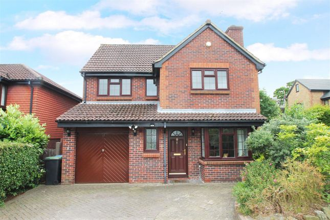 Front Aspect of Crothall Close, Palmers Green, London N13