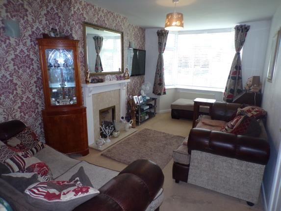 Living Room of Park Lane, Duston, Northampton, Northamptonshire NN5