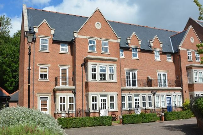 Thumbnail Town house for sale in Princess Mary Court, Jesmond, Newcastle, Tyne And Wear