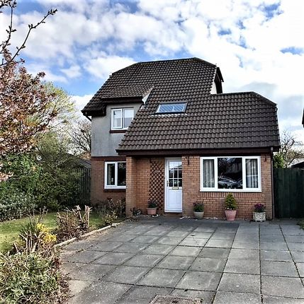 Thumbnail Detached house for sale in Coyle Park, Troon, South Ayrshire