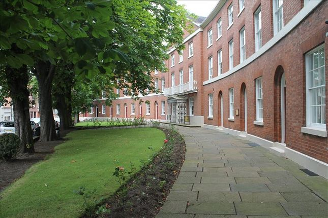 Serviced office to let in 12 King Street, Leicester