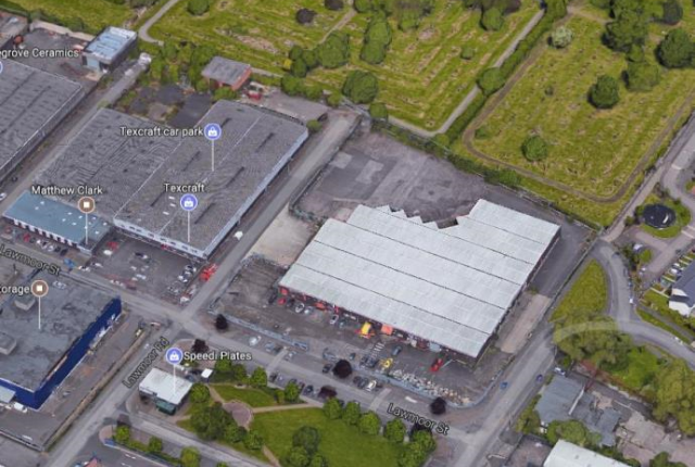 Thumbnail Property to rent in Lawmoor Street, Dixon Blazes Industrial Estate