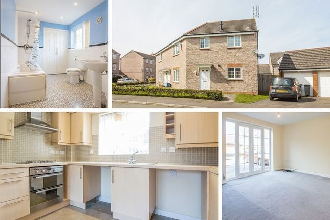 Thumbnail Flat for sale in Oystermouth Way, Coedkernew, Newport