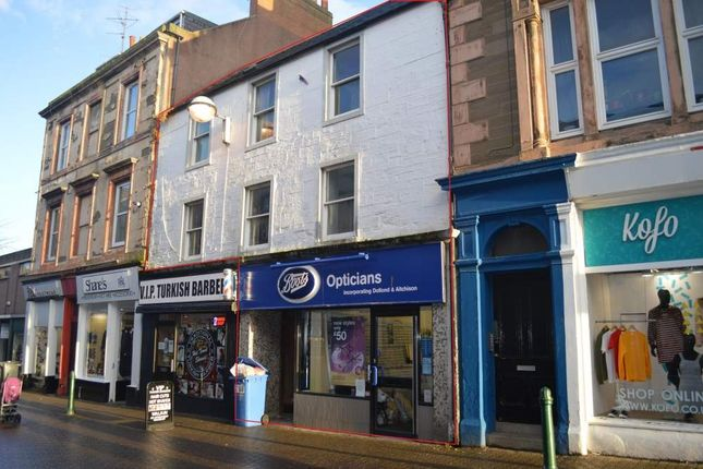 Thumbnail Retail premises to let in 215-217 High Street, Arbroath