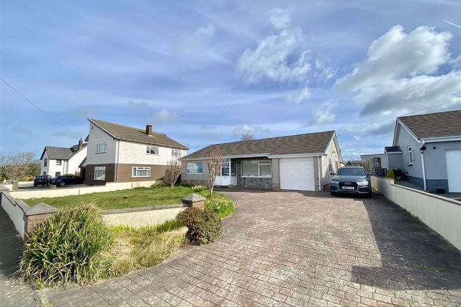 Thumbnail Detached bungalow for sale in Caemorgan Road, Cardigan, Ceredigion