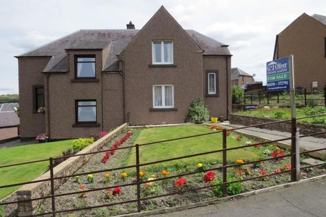 Thumbnail Semi-detached house for sale in 32 Longcroft Crescent, Hawick