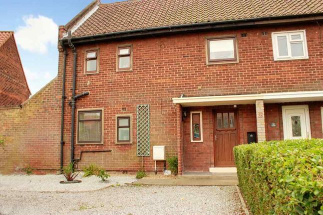 Thumbnail End terrace house to rent in Goths Lane, Beverley