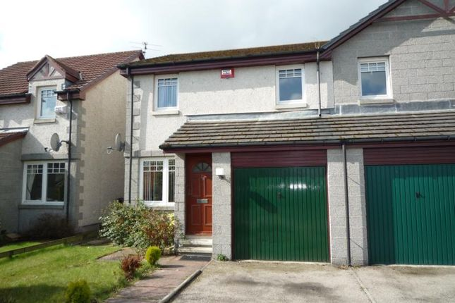 Thumbnail Semi-detached house to rent in Thorngrove Crescent, Aberdeen