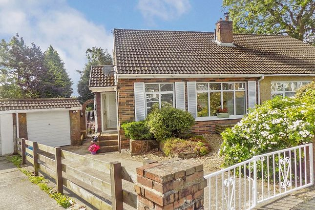 Thumbnail Bungalow for sale in Caer Efail, Pencoed, Bridgend .
