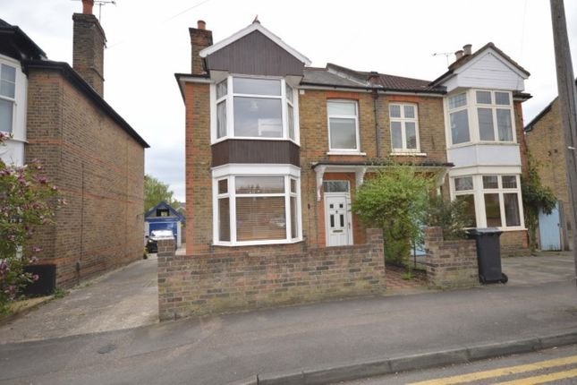 Thumbnail Semi-detached house to rent in Mildmay Road, Chelmsford