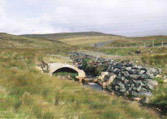 Thumbnail Land for sale in Channerwick Burn Dam, Sandwick, Shetland ZE29Hy