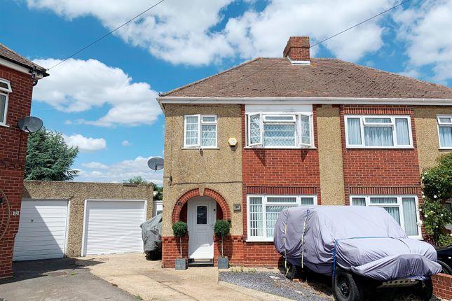 Semi-detached house for sale in North Close, Alverstoke, Gosport