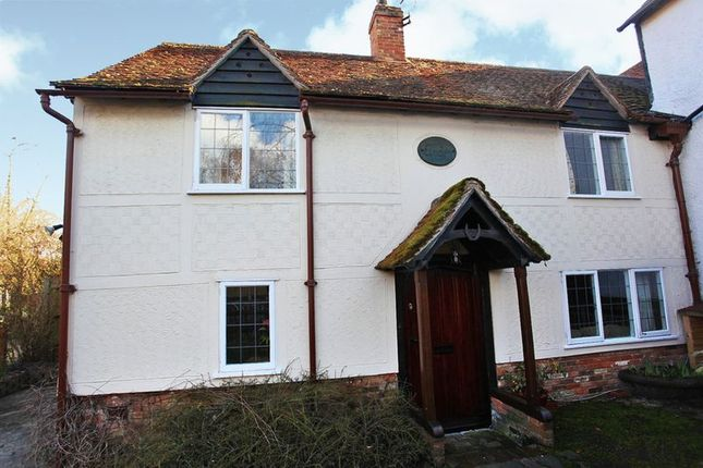Thumbnail Semi-detached house to rent in High Street, Buntingford
