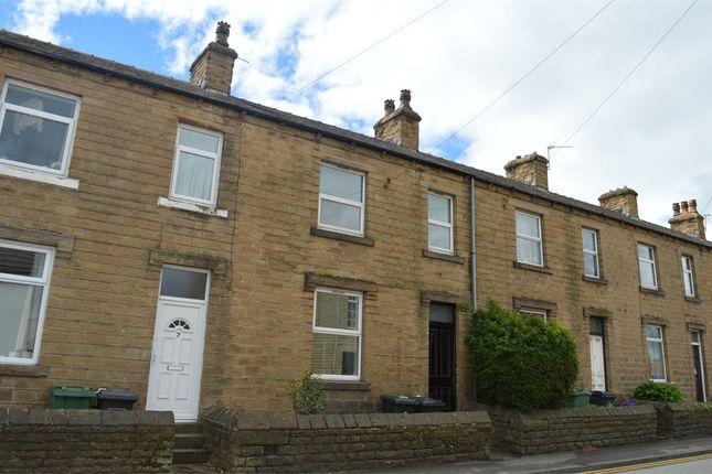 Thumbnail Terraced house to rent in Dearne Terrace, Scissett, Huddersfield, West Yorkshire