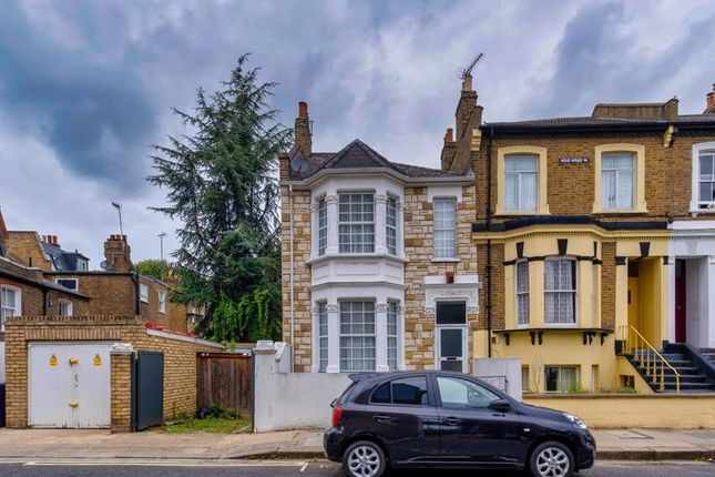 Thumbnail End terrace house for sale in Adie Road, London