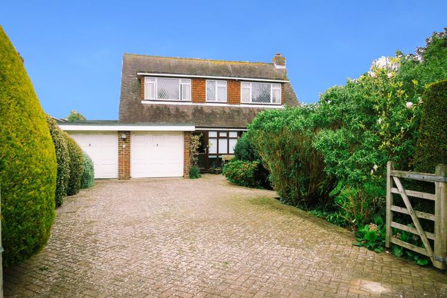 Thumbnail Detached house for sale in St. Peters Road, Seaford
