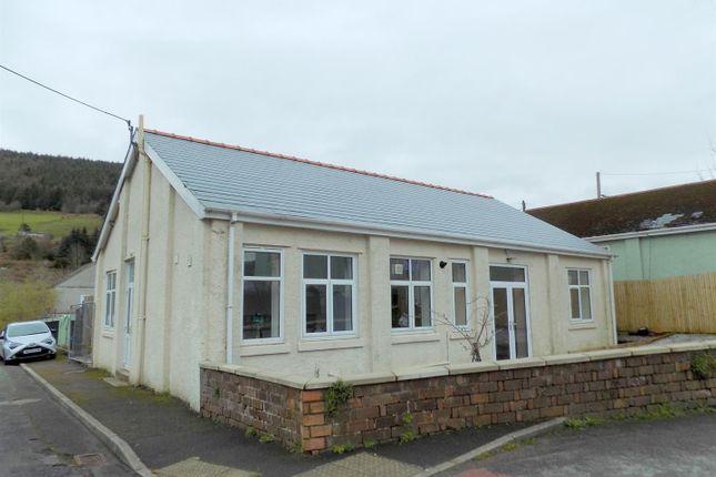 Thumbnail Bungalow for sale in School Street, Pontrhydyfen, Port Talbot, Neath Port Talbot.