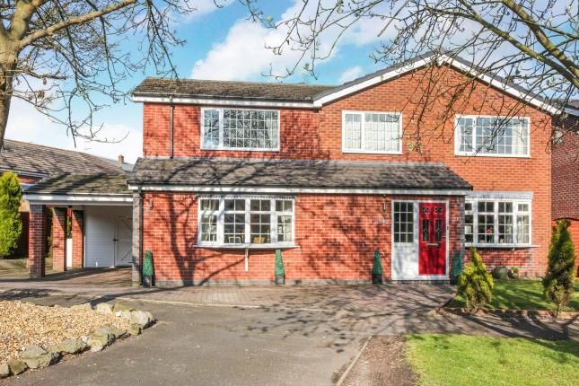 Thumbnail Detached house for sale in Sycamore Close, Audlem, Cheshire