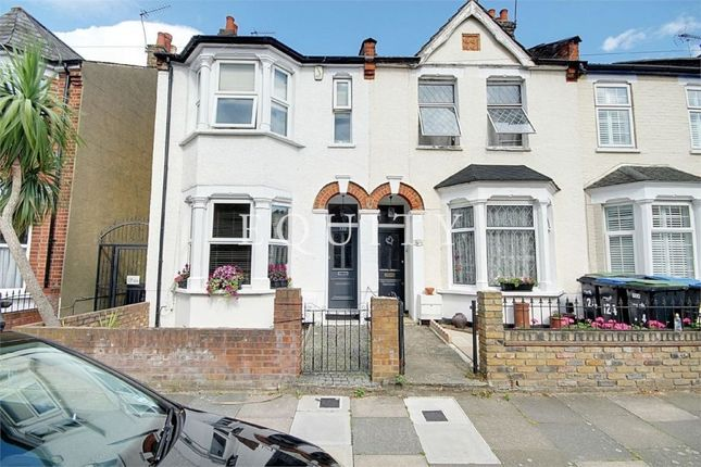 Thumbnail End terrace house for sale in Bertram Road, Enfield
