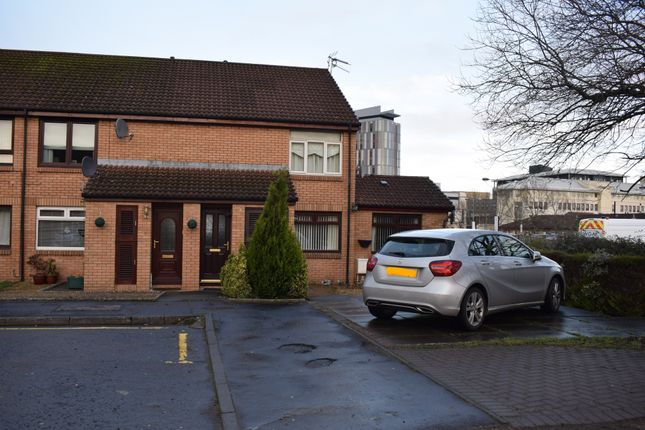 Thumbnail Flat for sale in 49 Hardgate Gardens, Shieldhall, Glasgow