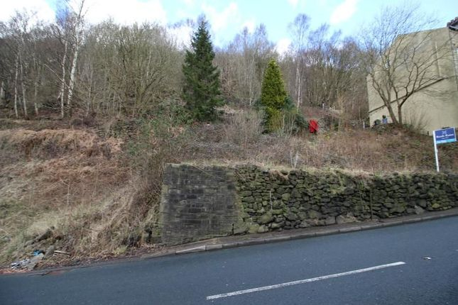 Thumbnail Land for sale in Heptonstall Road, Hebden Bridge