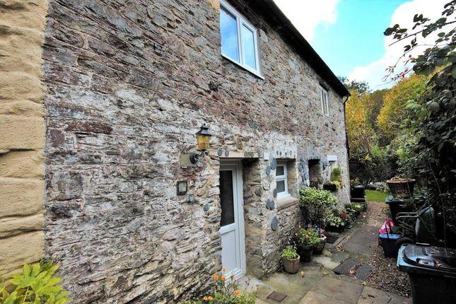 Thumbnail Terraced house for sale in Sherwell Court, Silver Street, Buckfastleigh, Devon