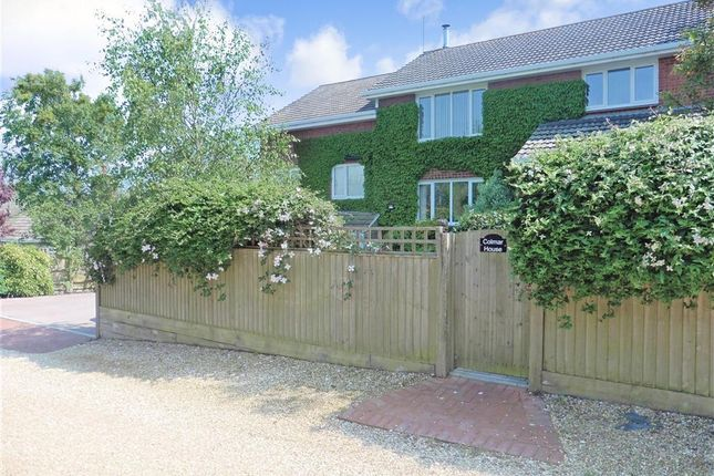 Thumbnail Detached house for sale in Colmar Way, Totland Bay, Isle Of Wight