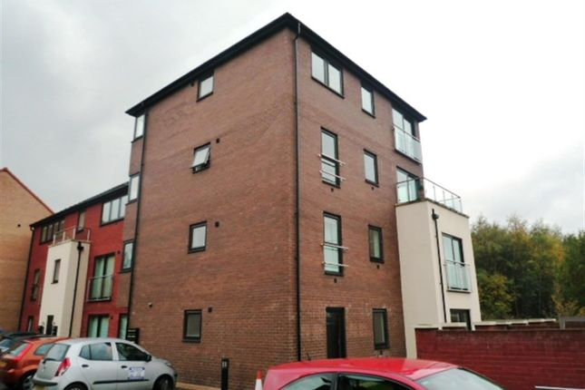 Thumbnail Flat to rent in Marvell Way, Wath-Upon-Dearne, Rotherham