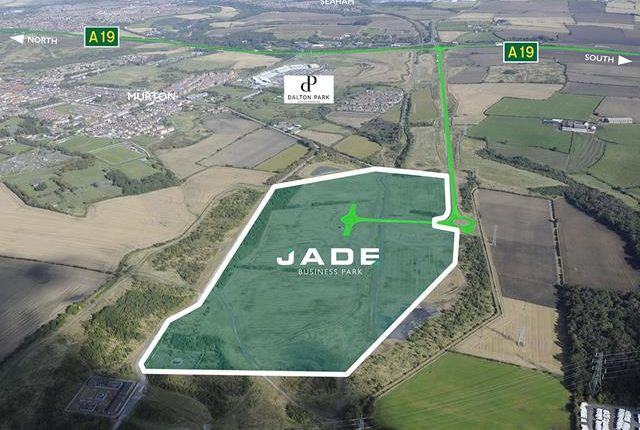 Thumbnail Light industrial for sale in Jade Business Park, Murton, Durham