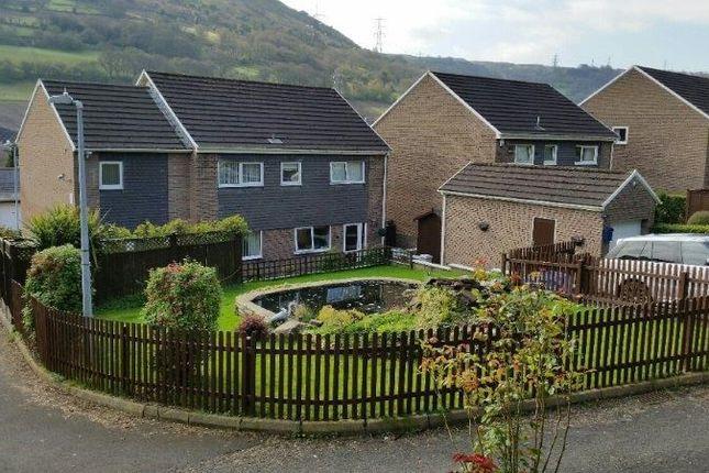Thumbnail Detached house for sale in Maes Y Gwartha, Gilwern, Abergavenny