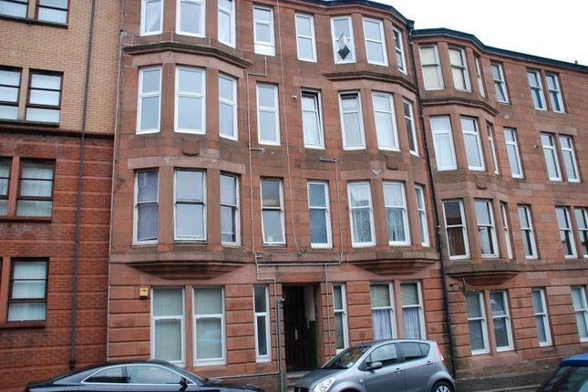 Thumbnail Flat to rent in Roxburgh Street, Greenock