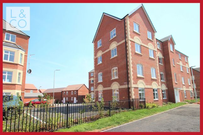 Thumbnail Flat to rent in William Lysaght House, Anderson Grove, Newport