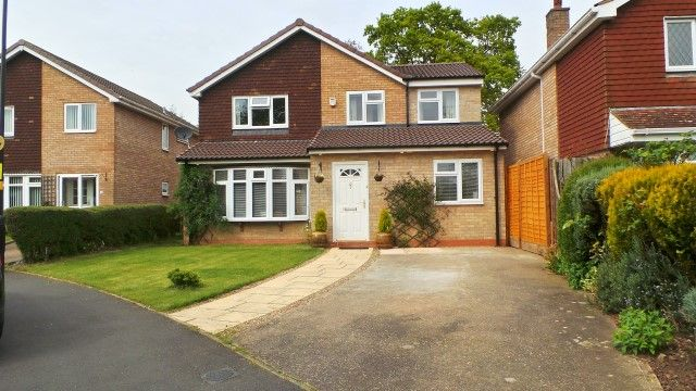 Thumbnail Detached house for sale in Tysoe Drive, Sutton Coldfield