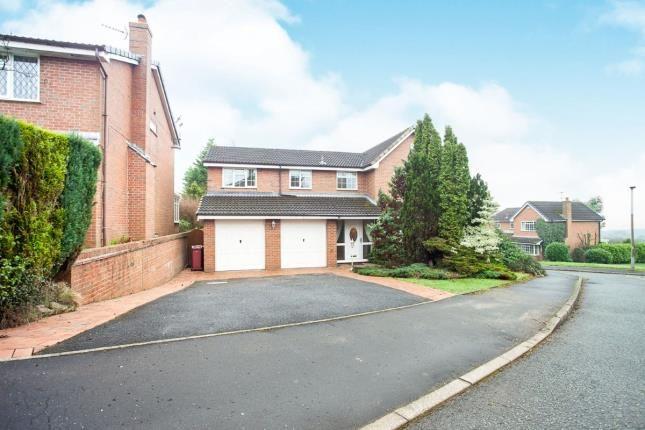 Thumbnail Detached house for sale in Charnwood Close, Blackburn, Lancashire