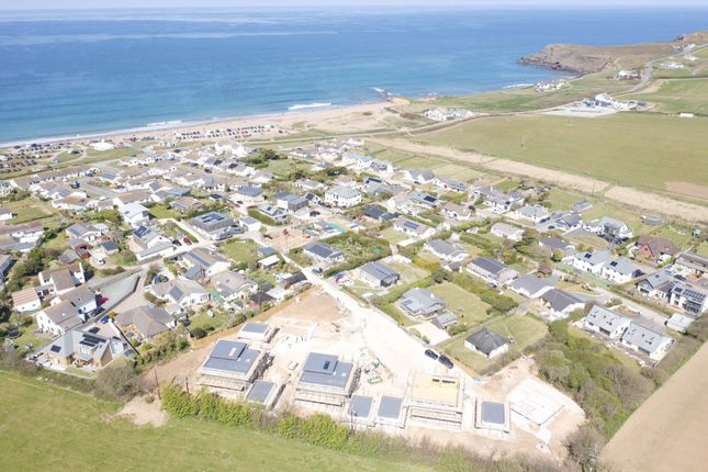 Thumbnail Detached house for sale in Long Park Drive, Widemouth Bay, Bude
