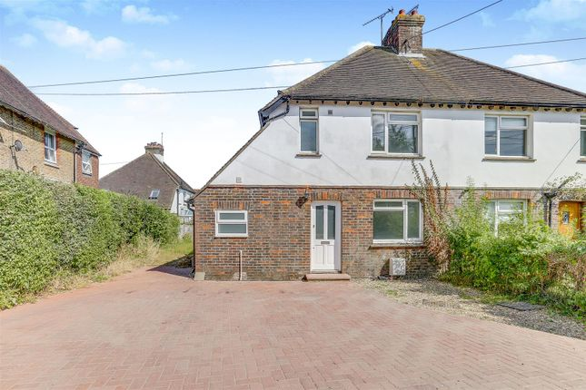 Thumbnail Semi-detached house for sale in Charlton Gardens, Lewes Road, Ditchling, Hassocks