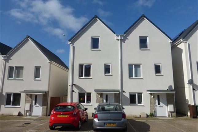 Thumbnail Semi-detached house for sale in Temple Walk, Plymouth