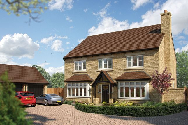 """Thumbnail Detached house for sale in """"The Oak"""" at Heyford Park, Camp Road, Upper Heyford, Bicester"""