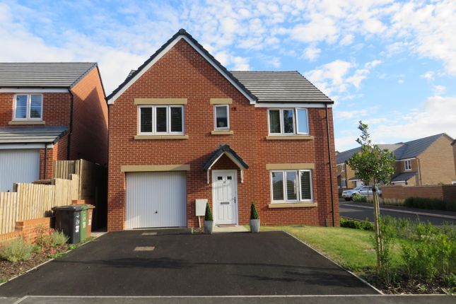 Thumbnail Property to rent in Fortress Close, Weldon, Corby