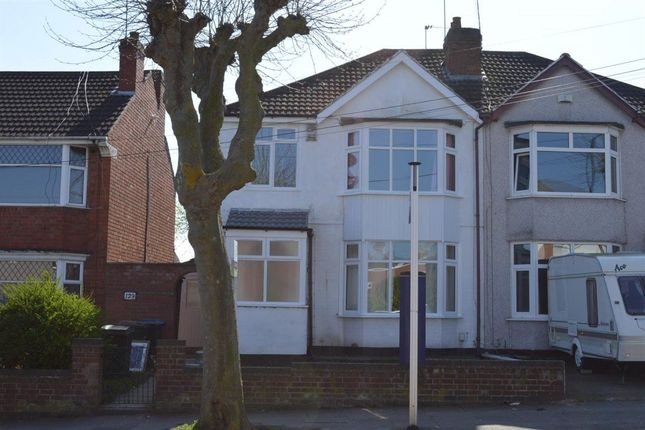Thumbnail Semi-detached house to rent in Barkers Butts Lane, Coundon, Coventry