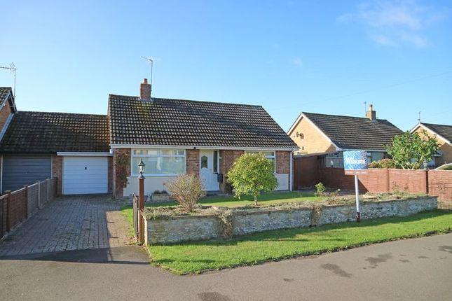 Thumbnail Detached bungalow for sale in Crown Lane, Creech Heathfield, Taunton