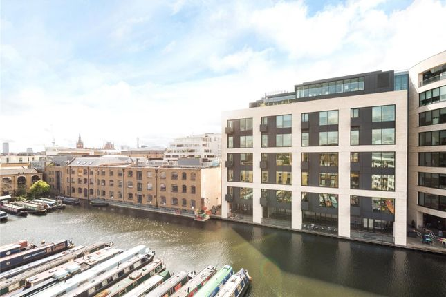 Thumbnail 3 bedroom flat for sale in Albert Dock, 17A New Wharf Road, Islington, London