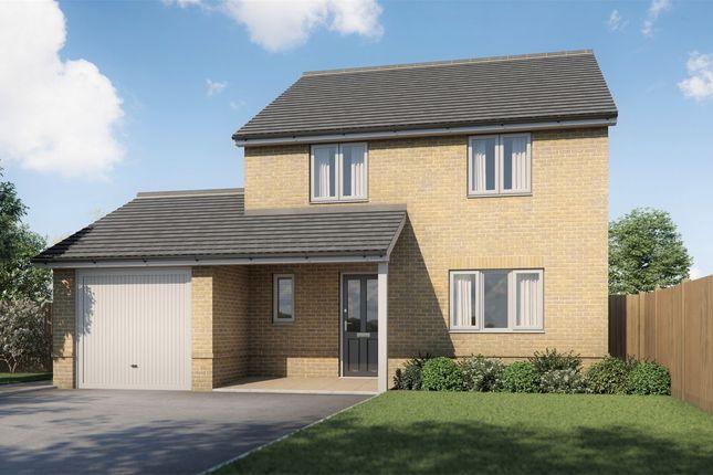 Thumbnail Detached house for sale in Denham Close, Wivenhoe, Colchester, Essex